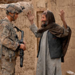 U.S. and Coalition Forces Mentor Afghan National Army in Dismount PatrolEnduring Freedom